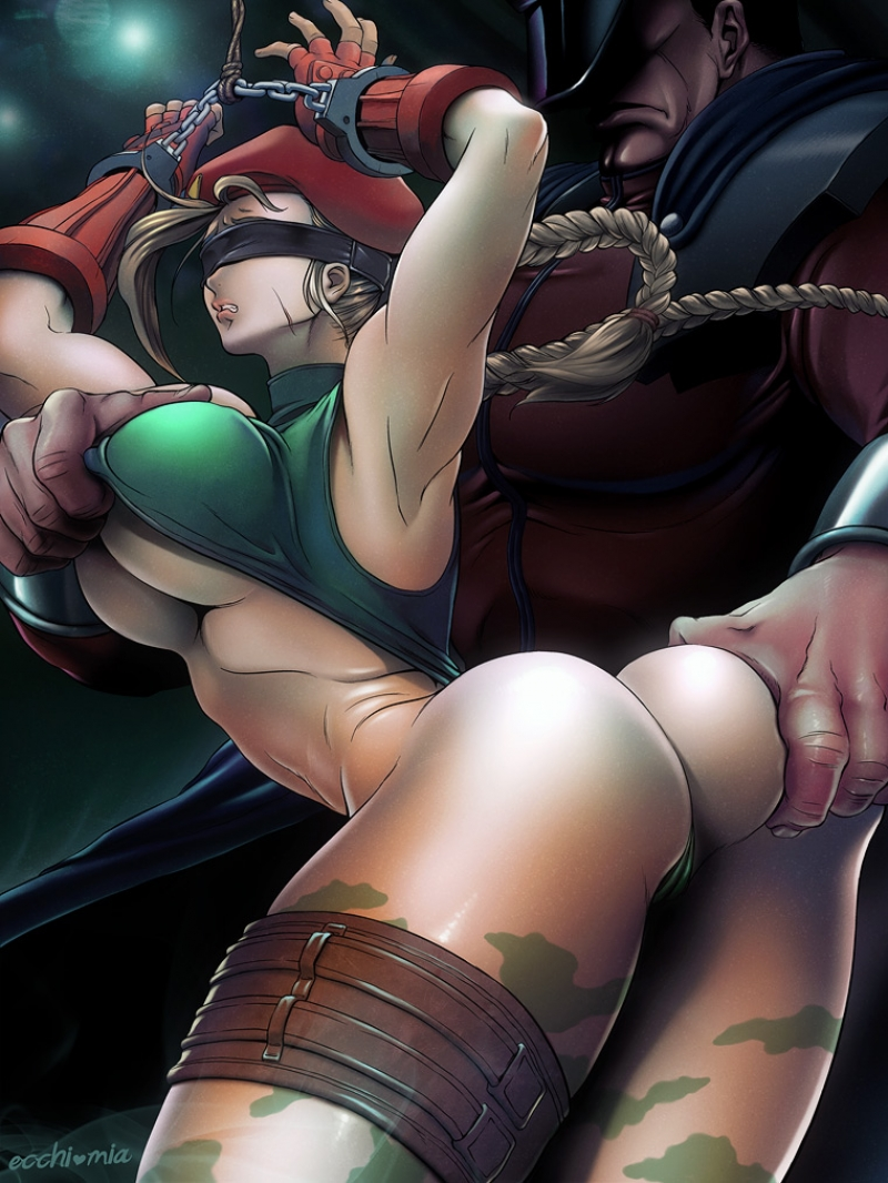 Street Fighter Xxx Cammy