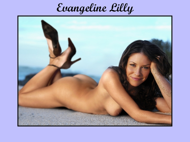 Evangeline Lilly Sex Scene