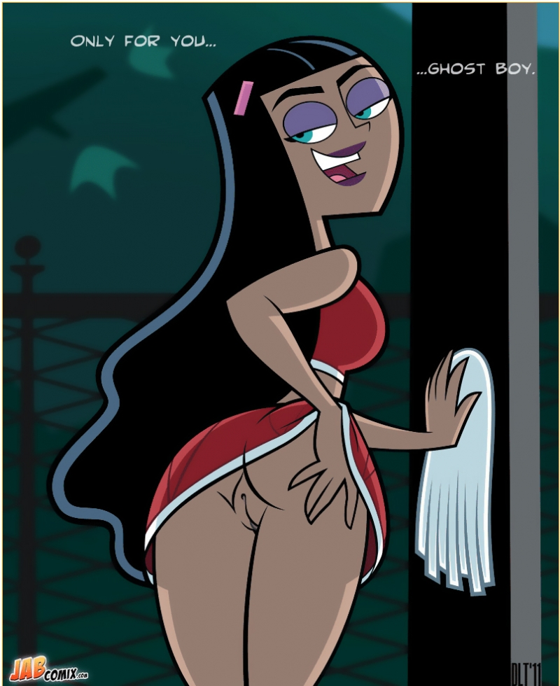 Danny Phantom Cartoon Porn Comics