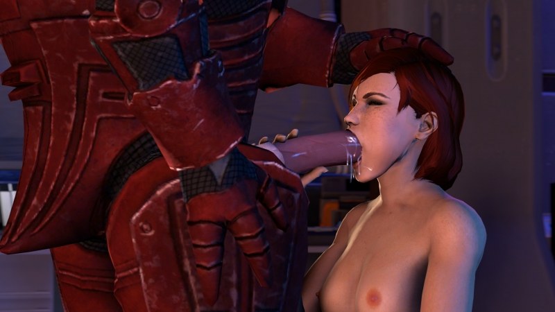 Mass Effect 2 Porn Asaris