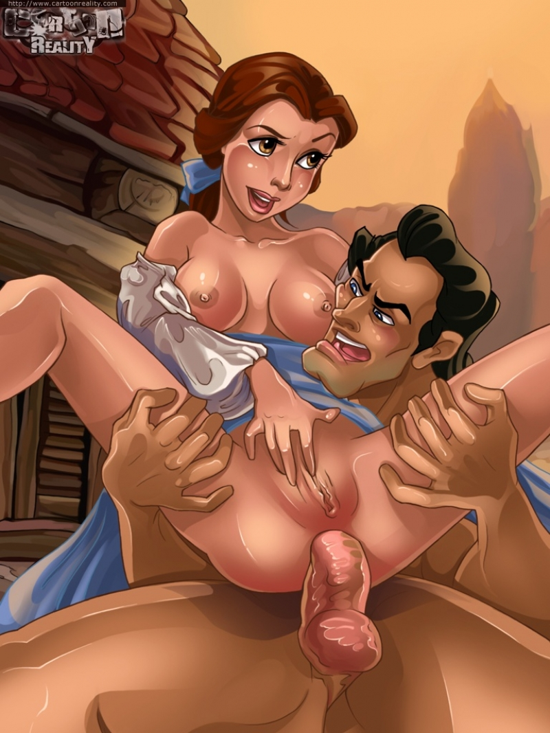 Disney Belle Nude