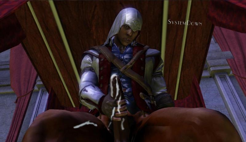 1107187 - Assassin's_Creed Connor_Kenway XNALara.jpg