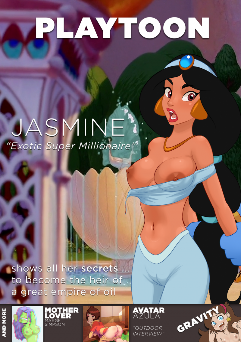Princess Jasmine 1264918 - Aladdin Jasmine Playtoon.png