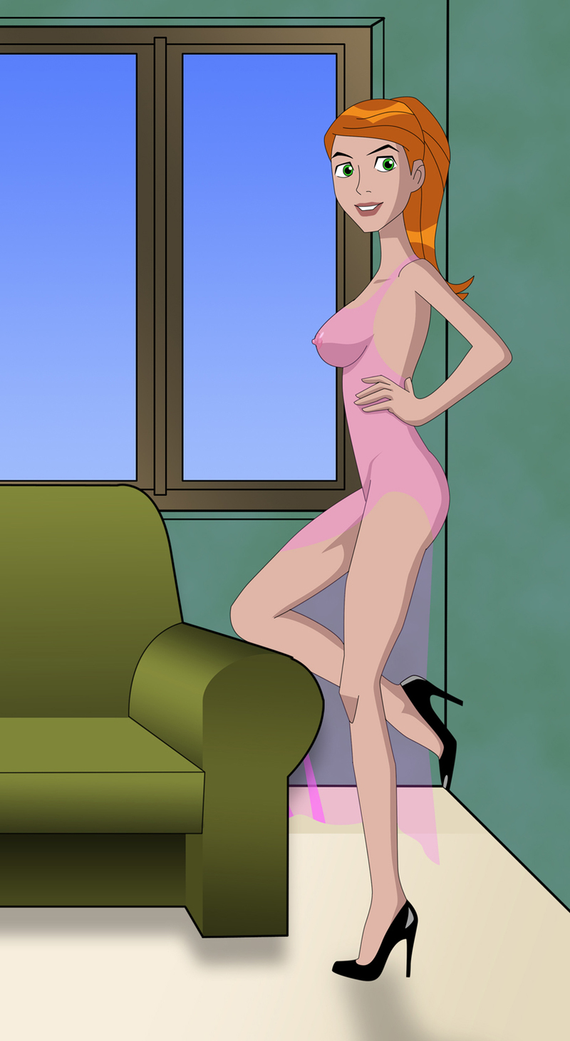 Gwendolyn Tennyson From Ben 10 Porn And Sex