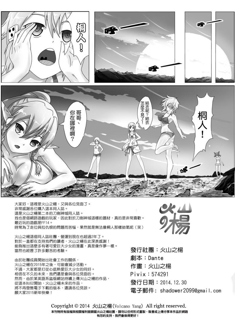 Sword Art Online Hentai Porn Doujinshi