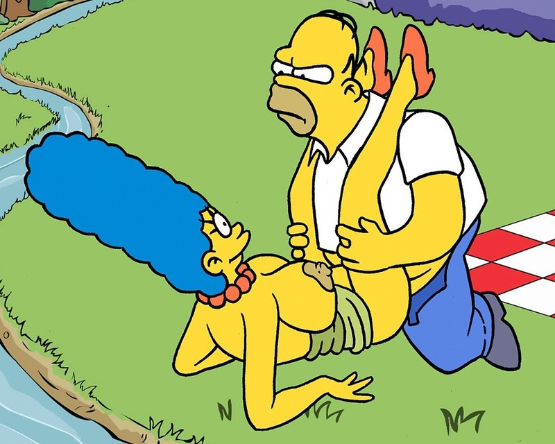 Simpsons Porn Cartoon
