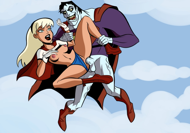 Justice League Unlimited Porn