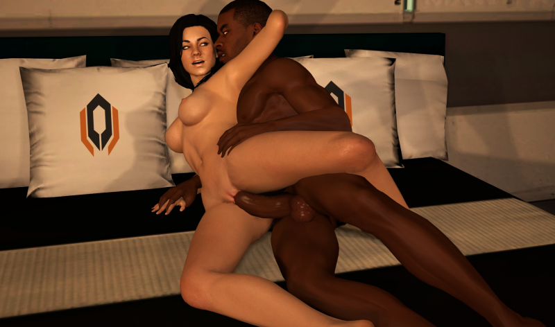 Mass Effect Sex Video Fan Made