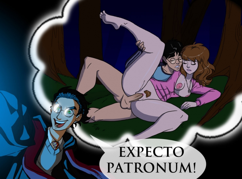 Harry Potter Cartoon Porn