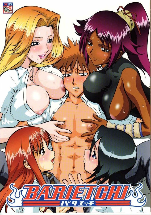 BARIETCHI: So many chesty chicks for Ichigo to pummel!