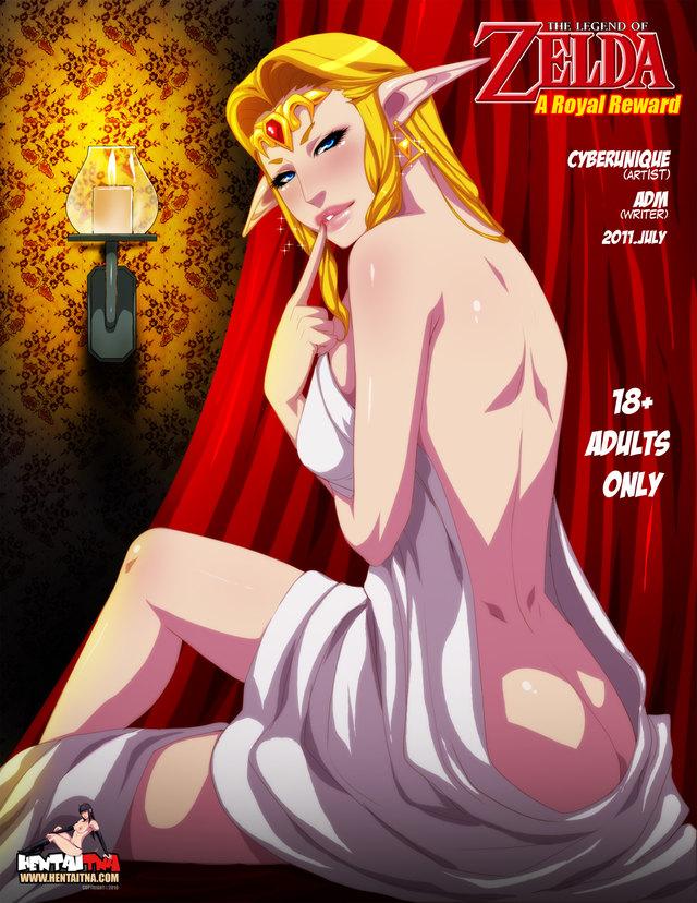 Zelda A Royal Prize