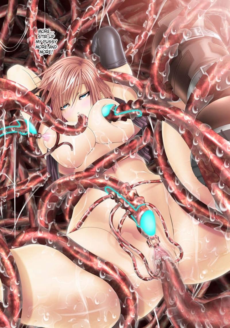 Final fantasy 7 hentai scans