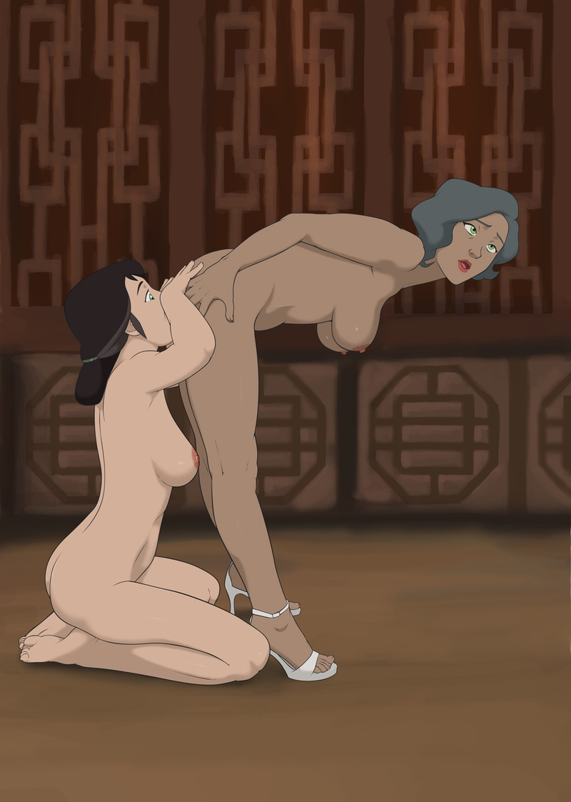 The Legend Of Korra Hentai Pics