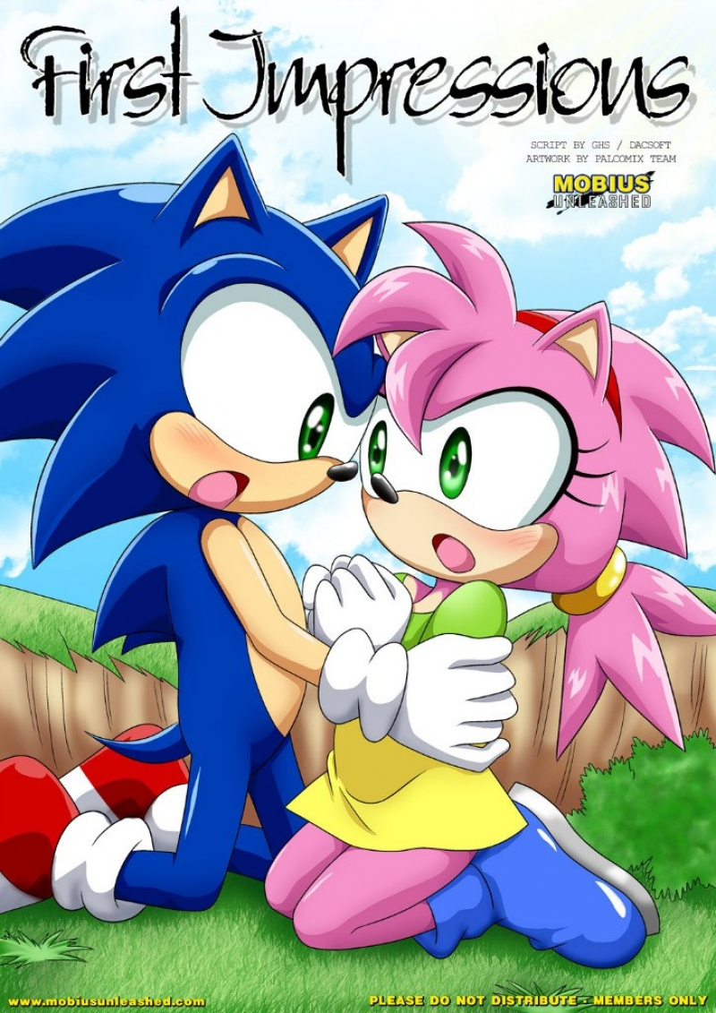 First Impresssions: Even first time for Sonic and Amy can have a consequences...