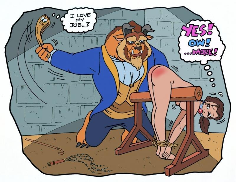 Sexy Belle Disney
