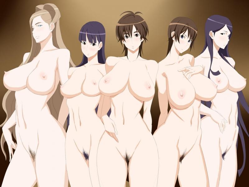 339028 - Maria Masane_Amaha Nora Reina_Soho Witchblade shiori_tsuzuki.jpeg