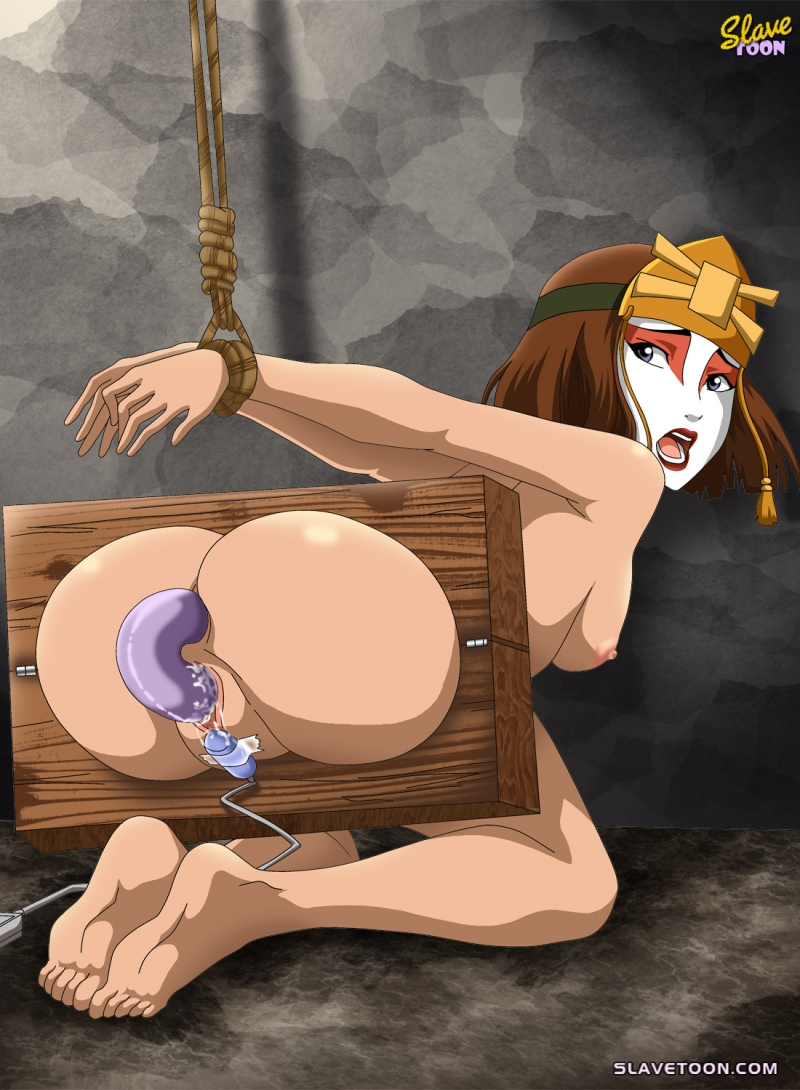 Avatar The Last Airbender Suki Sex