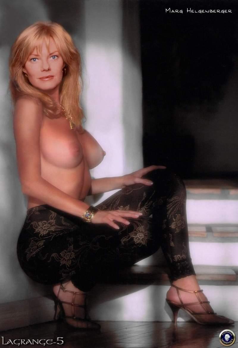Marg Helgenberger Topless