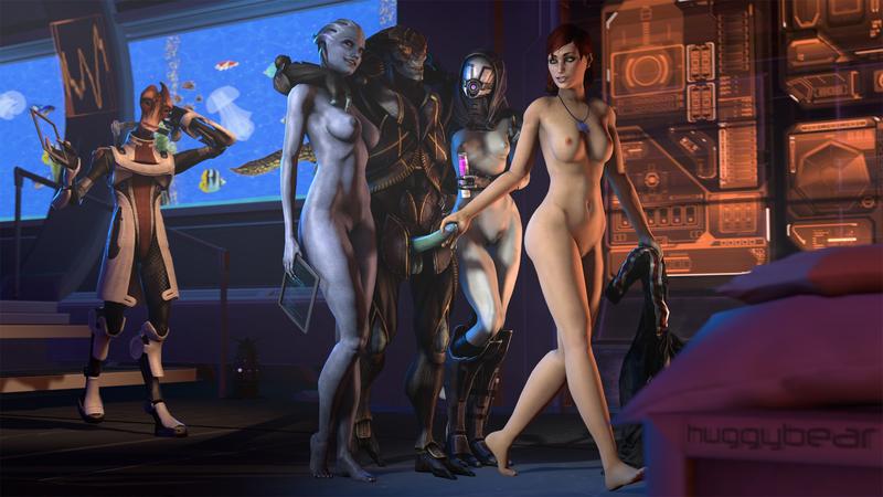 1202677 - Asari Commander_Shepard FemShep Huggybear Javik Liara_T'Soni Mass_Effect Mass_Effect_3 Mordin_Solus Prothean Tali'Zorah_nar_Rayya quarian.jpg