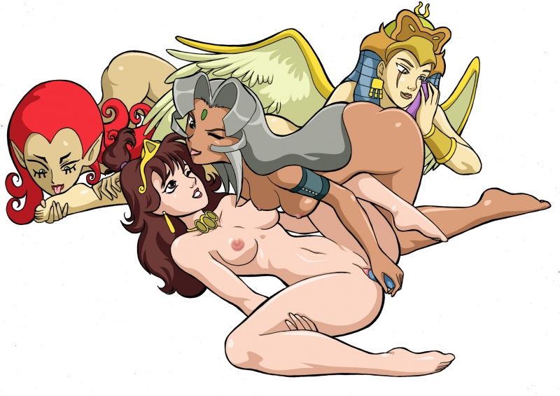 Xiaolin Showdown Hentai