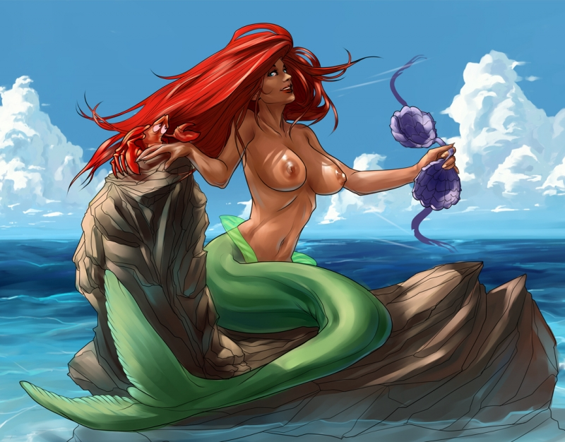 Disney Mermaid Ariel