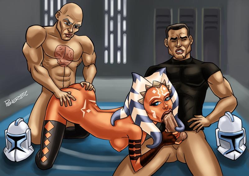 1073169 - Ahsoka_Tano Clone_Wars Penerotic Star_Wars clone_trooper togruta.jpg