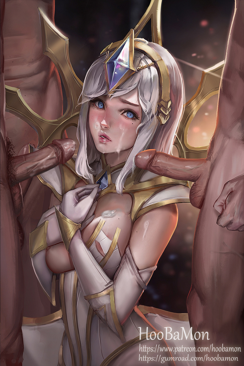League Of Legends Diana Hentai