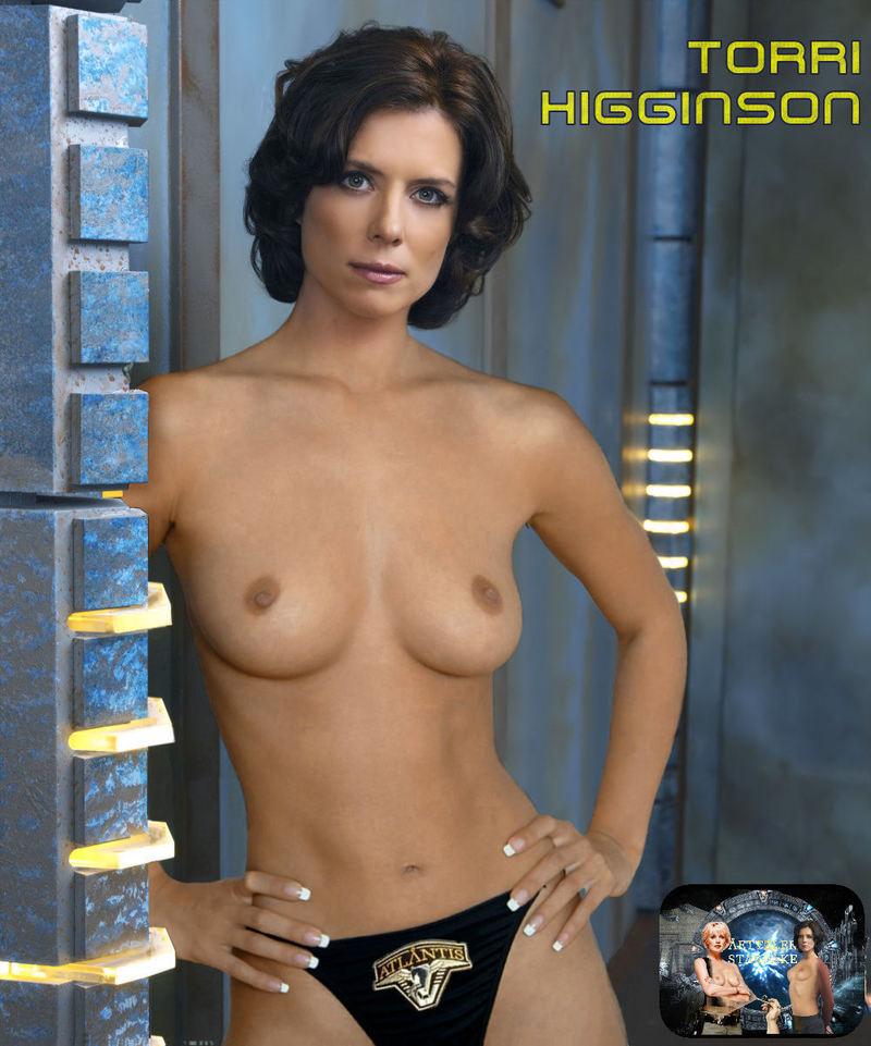 Torri higginson sexiest