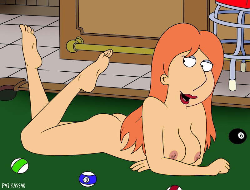 Lois Griffin 873206 - Family_Guy Lois_Griffin Pat_Kassab cartoon_avenger.png