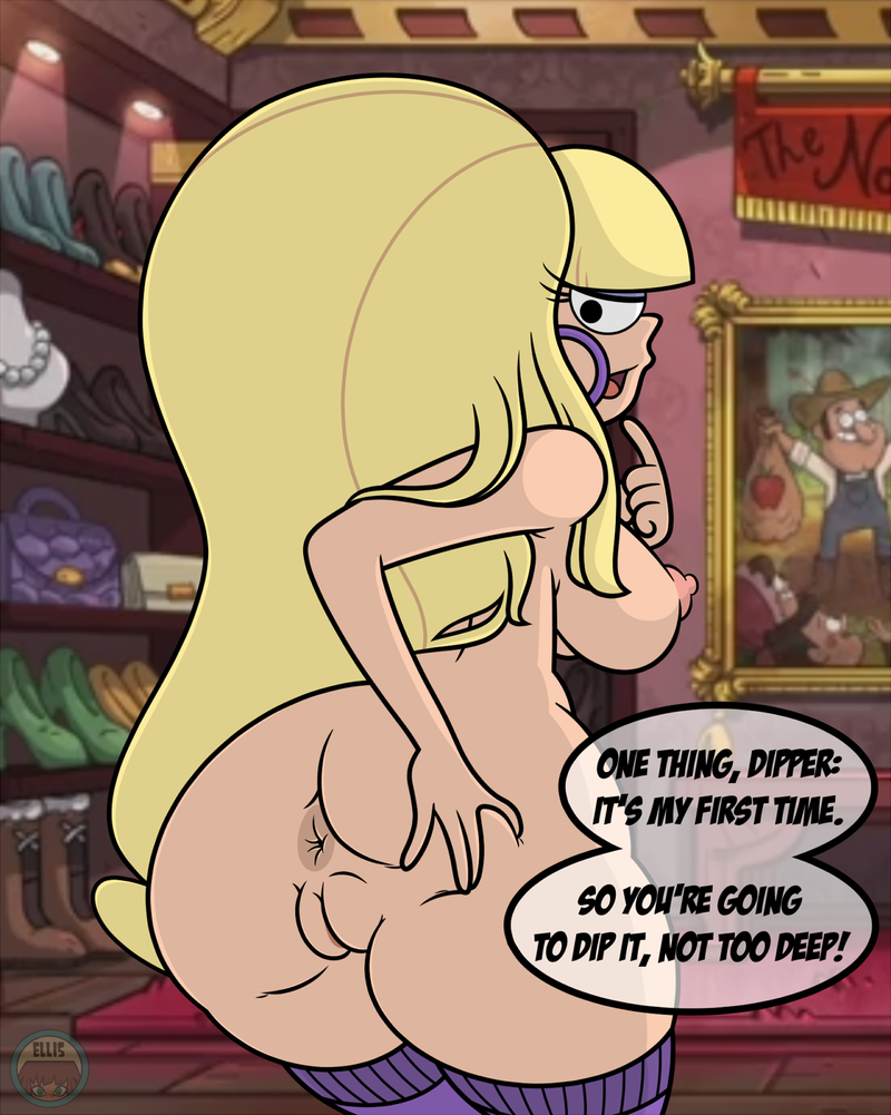 This is Dipper's chance to fuck the hottest blond of Gravity falls!