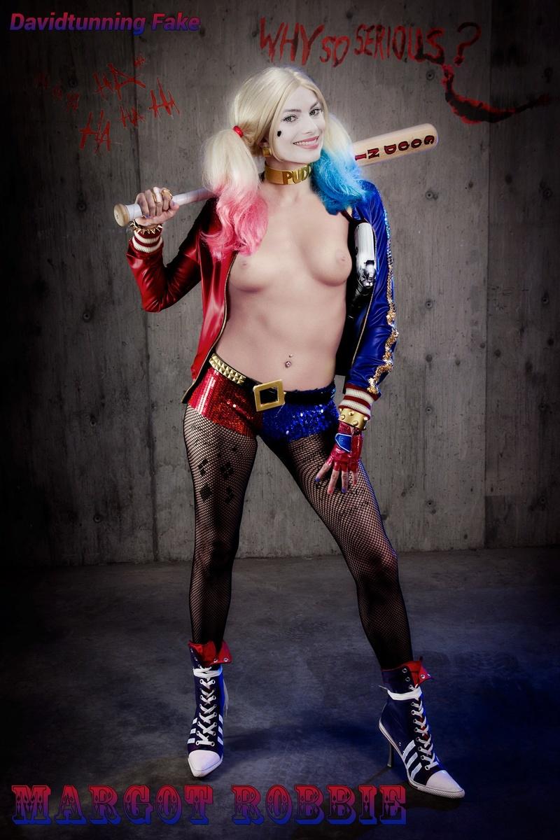 Harley Quinn (Harleen Frances Quinzel) 1673941 - DC Harley_Quinn Margot_Robbie Suicide_Squad cosplay fakes.jpg
