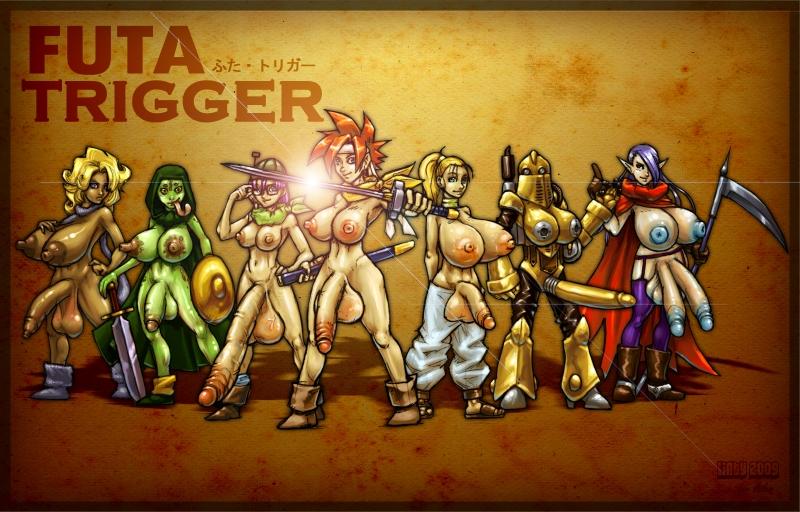 376163 - Ayla Chrono_Series Chrono_Trigger Crono Frog Linty Lucca Magus Marle robo.jpg