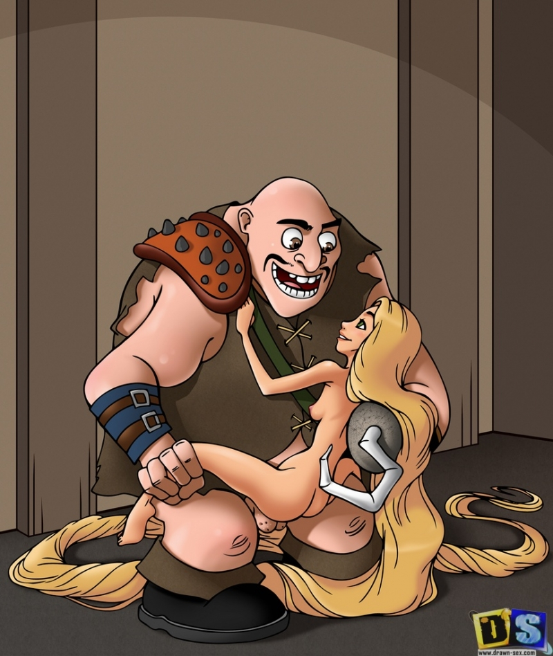 Rapunzel Porn