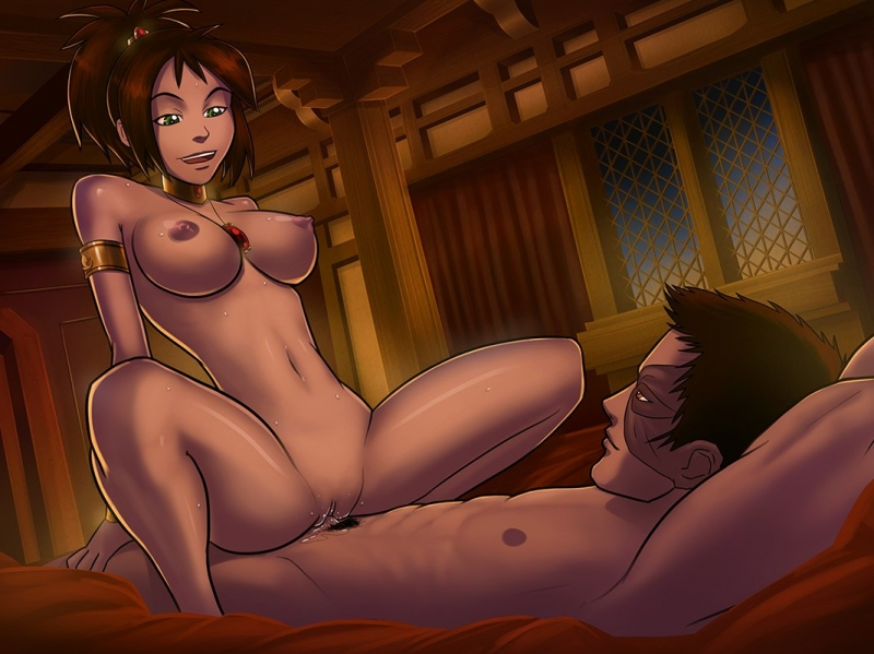 Avatar Air Bender Porn Videos