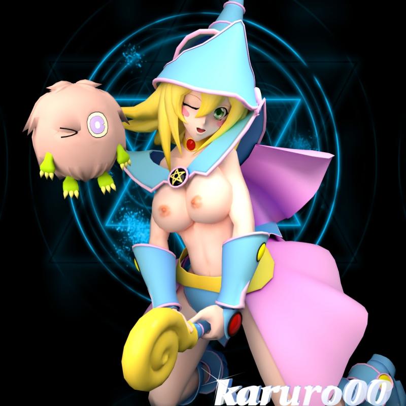 Mischa Dark Magician Girl 1388095 - Dark_Magician_Girl Kuriboh Yu-Gi-Oh! karuro00.jpg