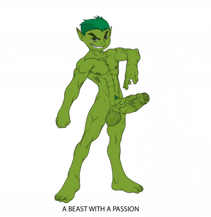 Teen Titans Hentai Comics