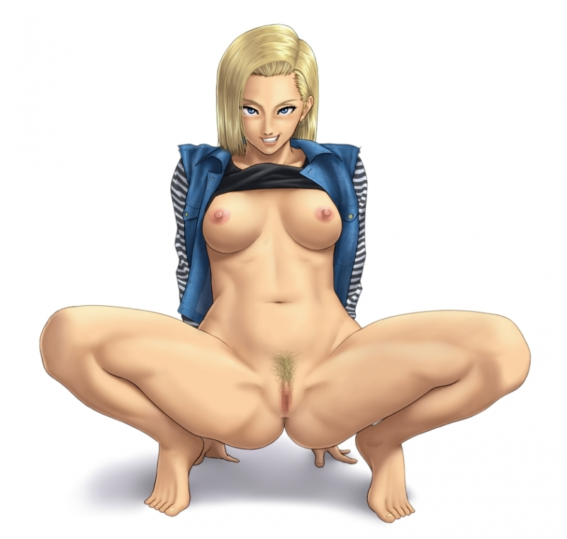 Foto Dragon Ball Android 18 Xxx