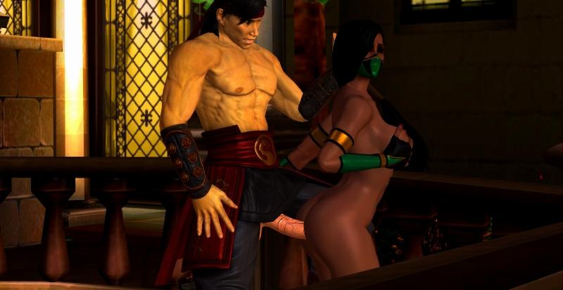 Sexy Mortal Kombat Cosplay Hentai