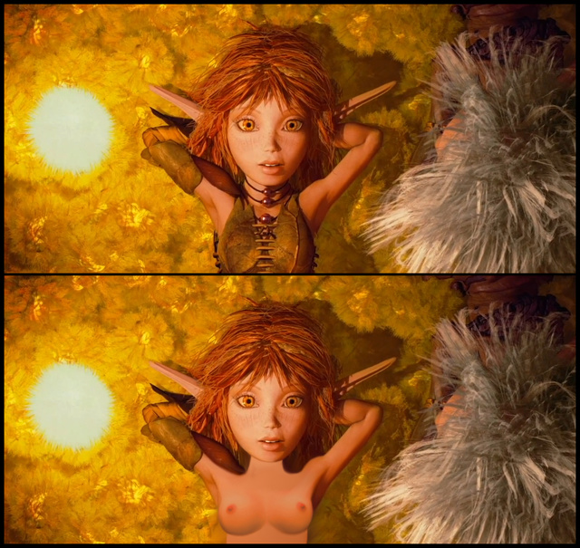 arthur and the invisibles selenia ass