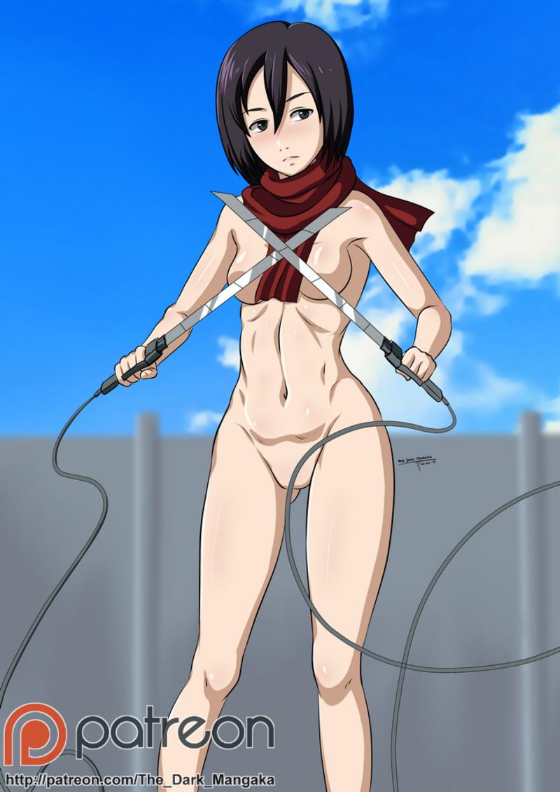 Mikasa Ackerman Annie Leonhart Sasha Blause Ymir share_it_d880a817a0ca9feea48a23df8dab72ea