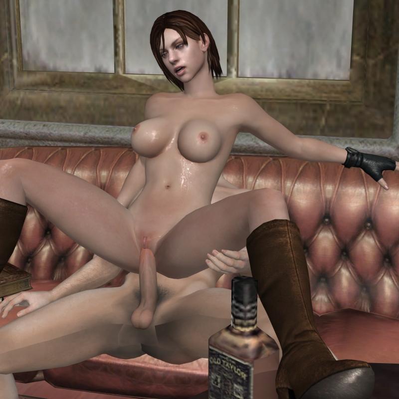 1396617 - Dante Devil_May_Cry Jill_Valentine Resident_Evil crossover.jpg