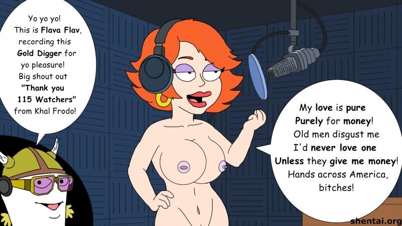 American Dad Francine