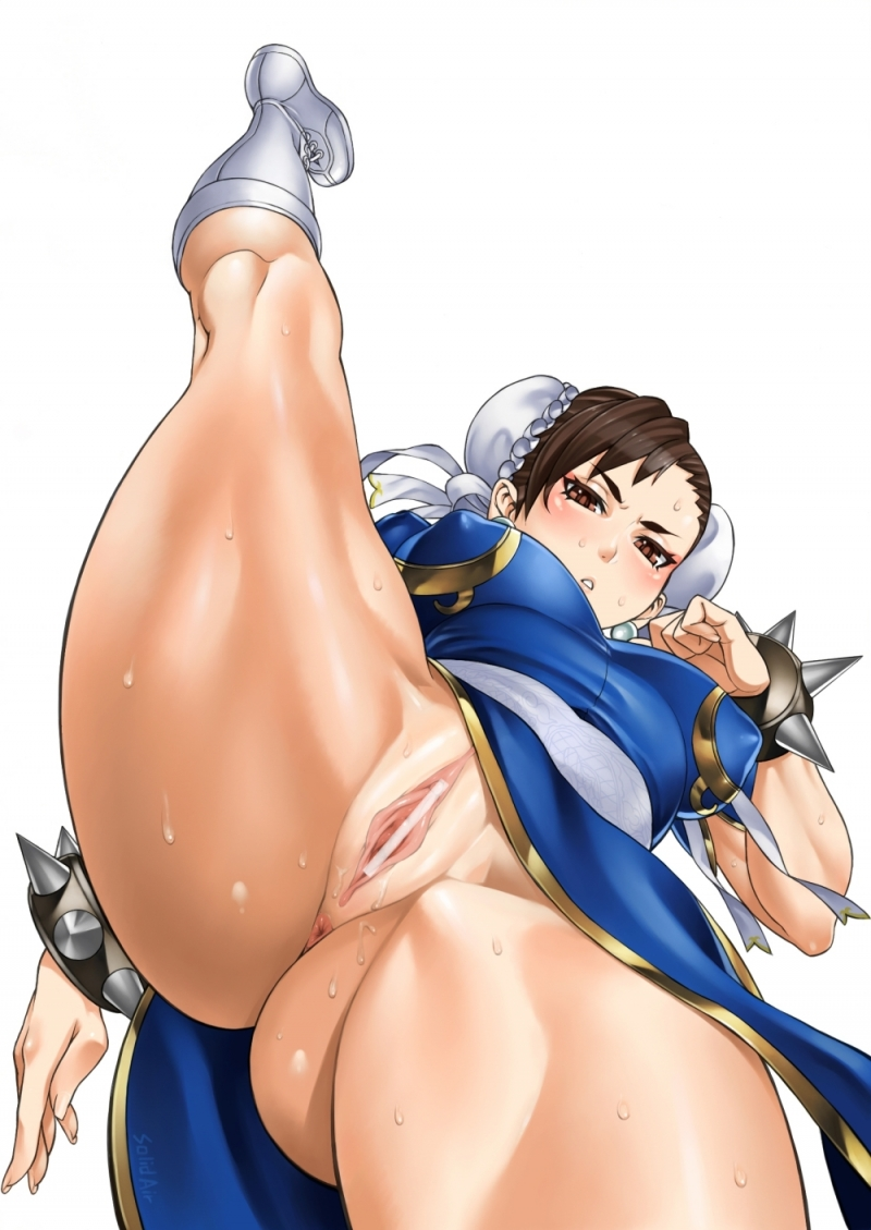 Street Fighter Cartoon Porn Pics