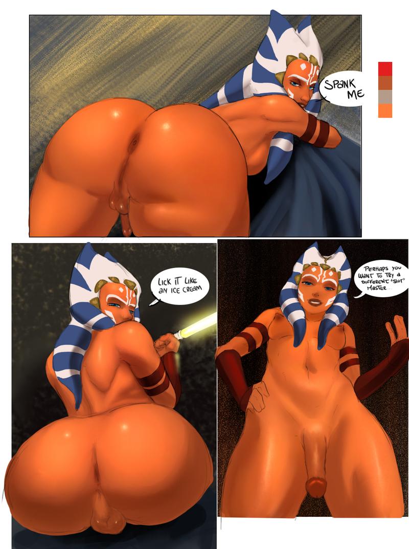 Ahsoka tano 1783847 - Ahsoka_Tano Anakin_Skywalker Clone_Wars Star_Wars edit naavs togruta.jpg