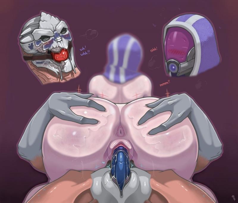 Mass Effect Sex Youtube