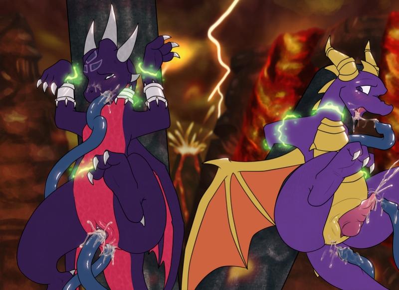 895189 - Cynder FellArts Spyro_The_Dragon.jpg