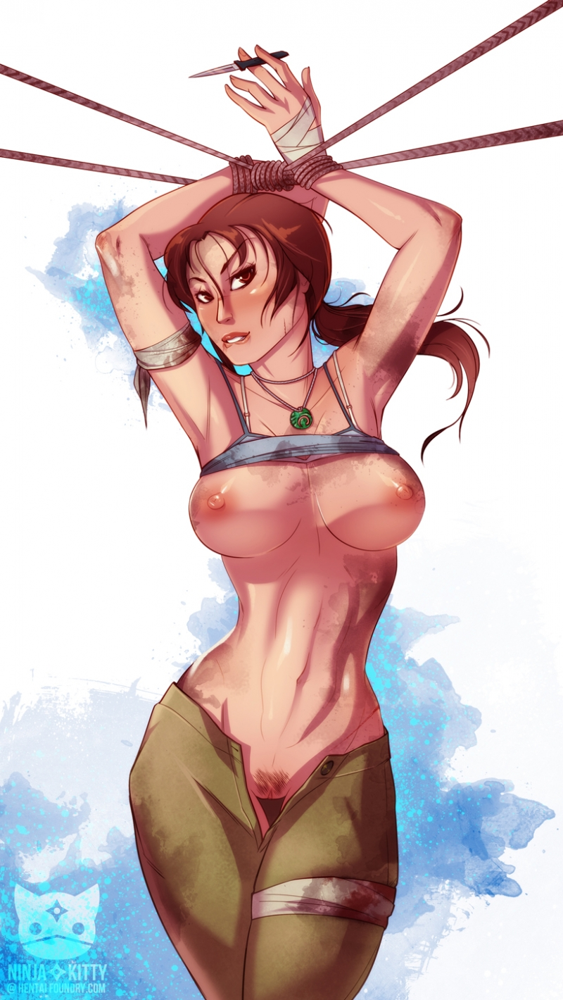 Lara Croft 1339964 - Lara_Croft NinjaKitty Tomb_Raider Tomb_Raider_Reboot.jpg