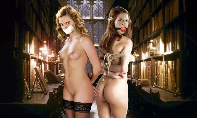 Nude Harry Potter Cartoon