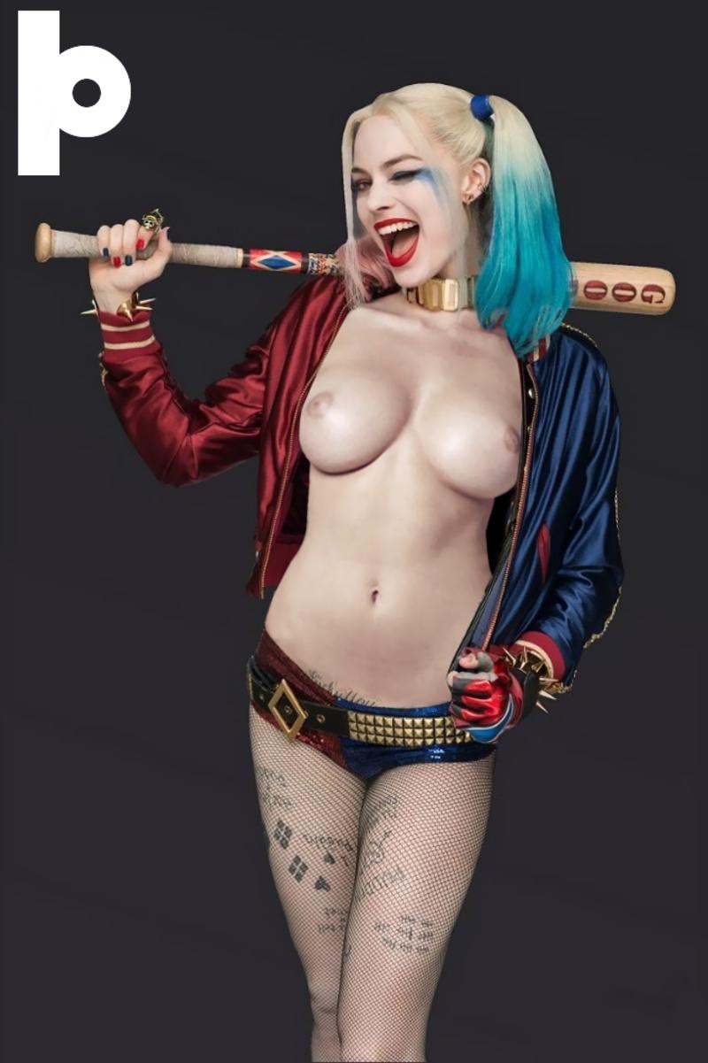 Harley Quinn (Harleen Frances Quinzel) 1952731 - DC Harley_Quinn Margot_Robbie Suicide_Squad fakes poob.jpg