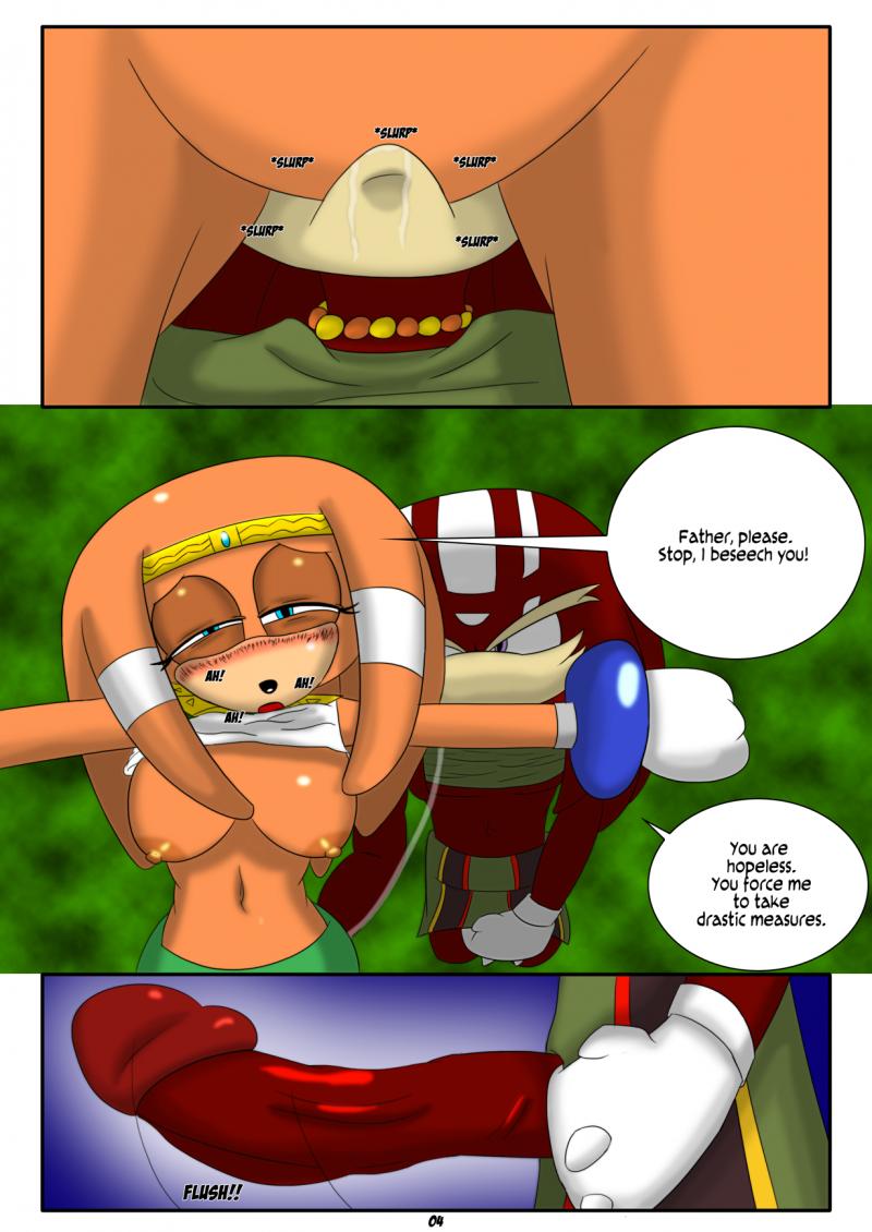 Tikal hentai